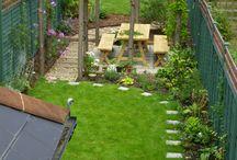 Garten / um schöne Gärten