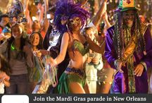 Mardi Gras! / Because sometimes you just need to cut loose. Let's head to New Orleans together! Just you and us, InsureMyTrip. / by InsureMyTrip