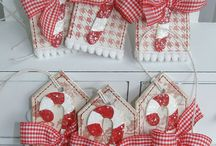Christmas Decor, Food & Crafts  / by Frances Barnum