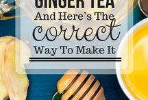 Ginger-tea ❤️