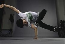 Breakdance, Hip-Hop