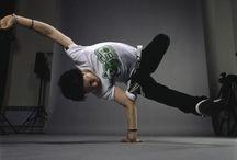 Breakdance, Hip-Hop
