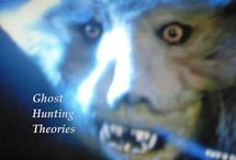 Paranormal Pictures of Ghosts and Cryptids