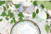 The Southern Wedding Table Lookbook