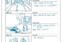Storyboard példák