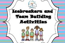 Getting to Know You | 350+ Icebreakers and Teambuilding Activities / Getting to Know You| Icebreakers and Teambuilding Activities. SAVE WITH A BUNDLE! Over 350+ Icebreakers & Teambuilding Activities. Looking for some FUN and ENGAGING Icebreakers & Teambuilding Activities? Here's a collection of Icebreakers & Teambuilding Activities for students which are useful for helping a group of kids get to know each other quickly or know each other really well.