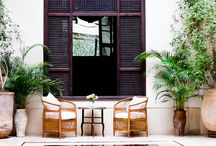 Courtyard ideas / by Cecilia Adams
