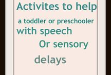 Speech & Language Activities for Toddlers