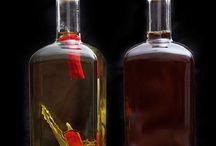 Vinegar...
