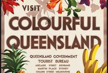 Vintage Queensland / Queensland through the ages.