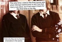 Weasley twins ❤