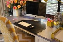 Useful & beautiful home offices
