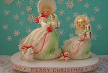 Christmas~~~Vintage / by LauraK Collins