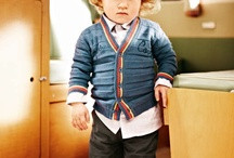 Baby Style / baby boys don't have to wear only blue! / by Sharyn Carlson