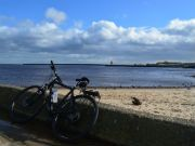 Cycling & Travelling / I explore the city and surrounding also by bike or mountainbike.