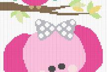 crochet battaniyeler
