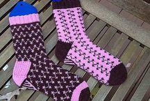 Luer og sokker