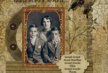 Familytree, family journal