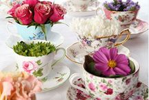 Tea time / by Kristin 'Booth' Politsch