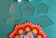 patchworkove sablony