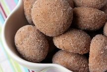 Biscoitos (Canela, ...)