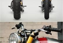 Moto / pěkné stavby