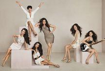 Kardashians look's / by Rafaela Russ