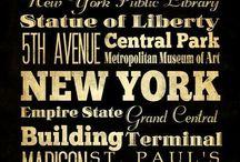 New York / by Tejas-Yvette