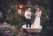 Musical Wedding Couples / Music loving couples