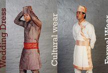 Nepali Dress