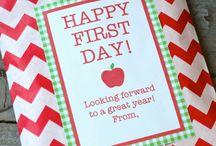 Back to school ideas / Ιδέες για τις πρώτες μέρες στο σχολείο
