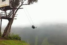 Te espero en los columpios (I'll be waiting U on the swings) / Columpios, swings