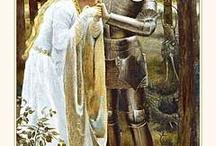 Caballero de Pentáculos - Knight of Pentacles