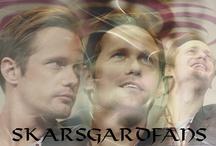 Alexander Skarsgard / by Barbara Henderson