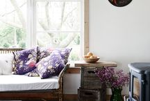 Aussi / Interiors with use of Australian styling