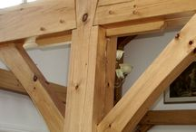 Structural wood joinery