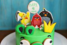 angry cakes