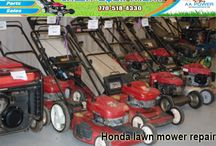 Honda lawn mower repair / AA power is the best place in Canada for your Lawn Mower Repair Alpharetta, Honda lawn mower repair and Toro lawn mower repair.