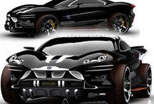 BMW Concept Cars & Prototypes