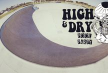 event ●  HIGH & DRY POOL PARTY