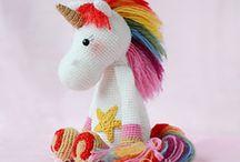 Crochet toys xx / Took 7 weeks to knit xx