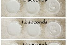 Baking/icing tips / by Christina Giovenco-Auton