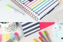 Stationery Love / I love stationery, my husband doesn't get it, but when did we start listening to our husband?!
