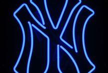 MLB - New York Yankees Fan Cave Decor, Car Accessories and Tailgating Gear / Buy the latest Decor for your Yankees Man Cave, Accessories for your car or truck, and Tailgating gear to show your New York MLB Pride!
