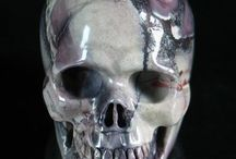 Skulls Crystals