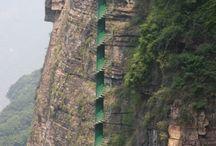 incredibel monastery n landscap