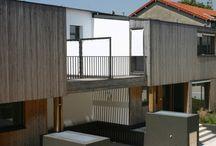 Logements collectifs en bois
