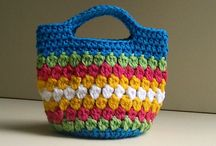 crochet bag
