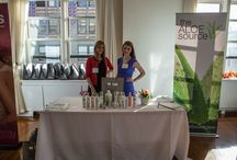 beautypress Spotlight Day 2013  / beautypress Spotlight Event was the PERFECT venue to launch The Aloe Source #Aloevera skincare line. It was held at Midtown Loft & Terrace in New York & attended by beauty industry experts.