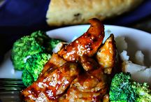 SWEET AND SPICY PORK
